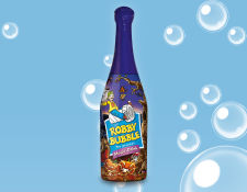 Eyecatcher: Robby Bubble Magic-Drink